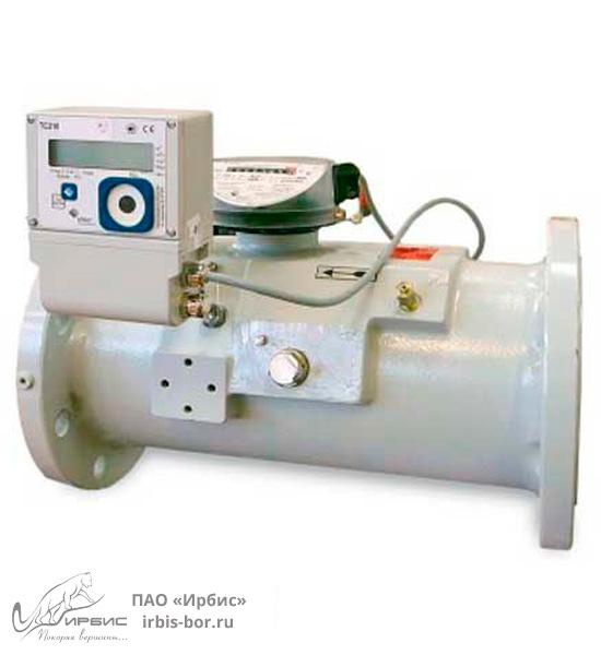 Комплекс для измерения количества газа СГ-СФ