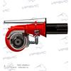 Газовая горелка FBR GAS P70/MCE