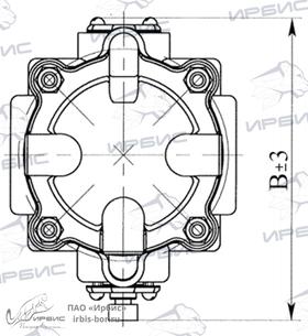 Комплект автоматики РГУ2-1-М1-100